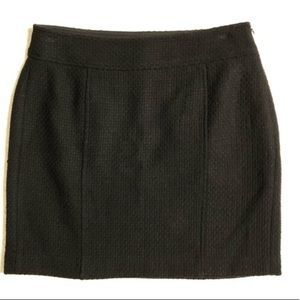 BANANA REPUBLIC Wool Blend Skirt